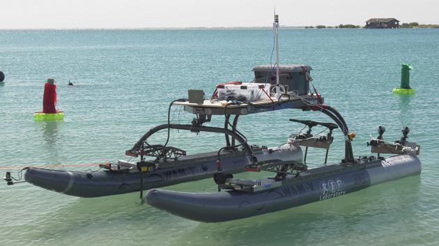 System Maritime Robotx F