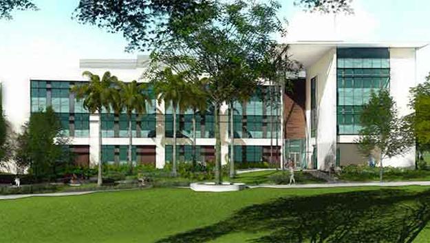 Milestone In Innovative Life Sciences Building Project