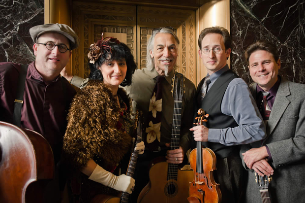 The Hot Club Of San Francisco Brings Back The 1930s Smoky Jazz