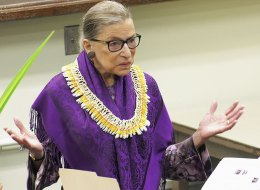 U.S. Associate Justice Ruth Bader Ginsburg