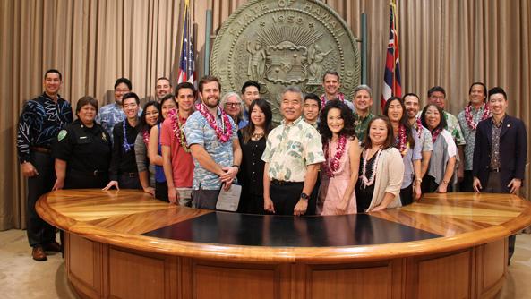 Innovative Mānoa Counseling Program Recognized By Governor
