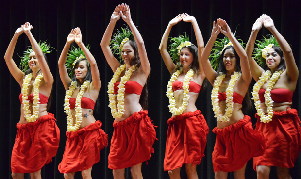 International Night Celebrates Cultural Diversity At UH Mānoa