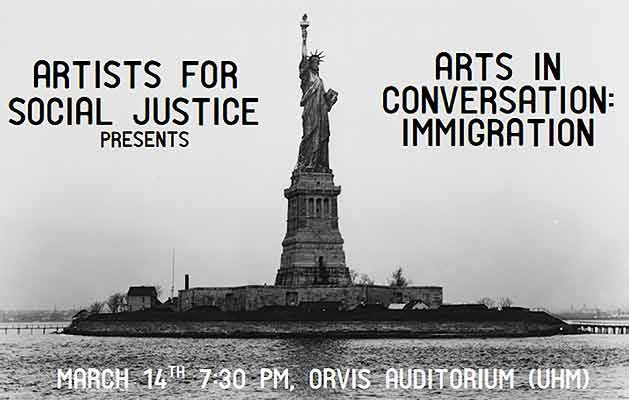 Artists For Social Justice Explore Immigration Through Performances