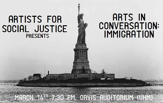 Artists For Social Justice Explore Immigration Through Performances