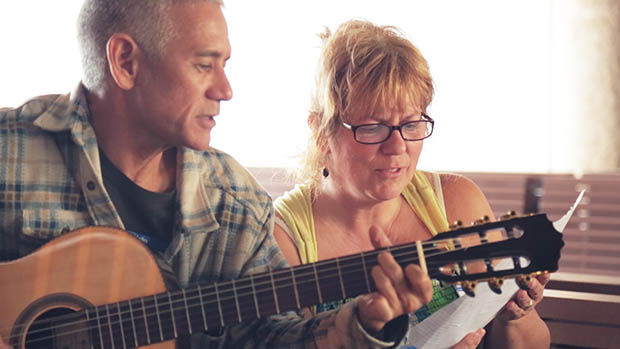 Lullaby Project Bonds Families Through Song