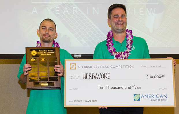 Garden Handtool Company Wins UH Business Plan Competition