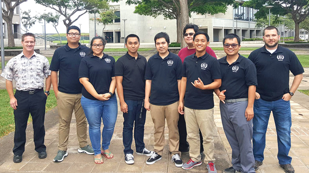 UH West Oʻahu Teams Find Success At National Cyber Competition