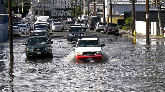 UH Researchers Help Community Understand And Prepare For King Tides