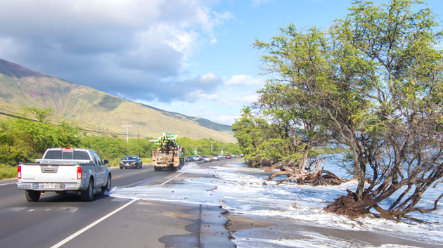 Enhancing Coastal Resilience In West Maui Goal Of New PacIOOS Grant