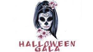 Honolulu CC Halloween gala poster