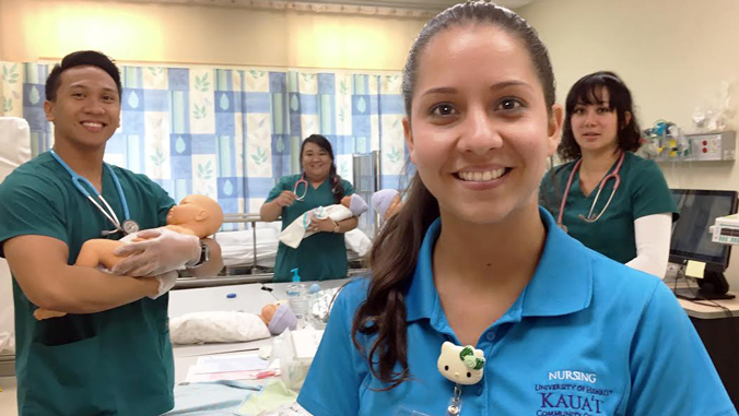 Kauaʻi CC Nursing Program Earns Highest Accreditation