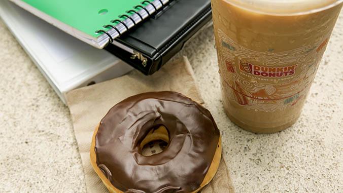 Enjoy Dunkin' Donuts at Paradise Palms | University of Hawaiʻi