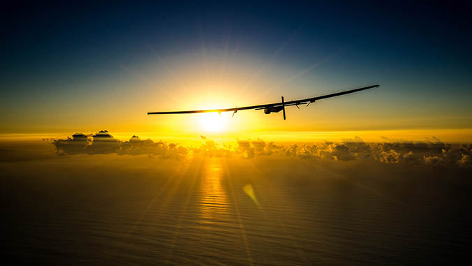 Solar Powered Plane Documentary Debuts At The Hawaiʻi International Film Festival