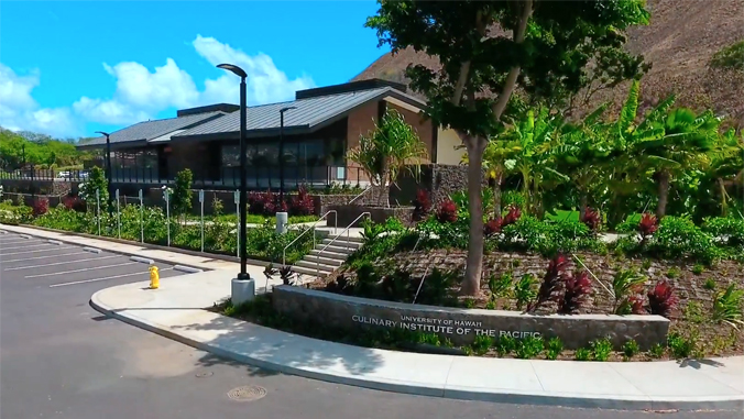 Culinary Institute Of The Pacific Video Featured At Hawaiʻi Food And Wine Festival