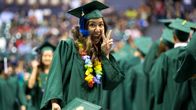 Fall 2017 UH Commencement Schedule