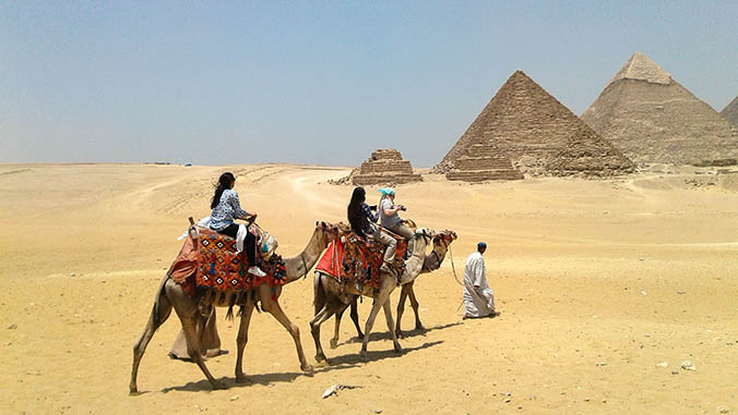 UH Professor Leading Excavation In Egypt Receives National Archaeology Award