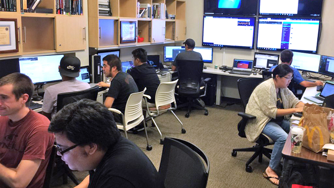 UH West Oʻahu Takes Second In National Cyber Security Competition