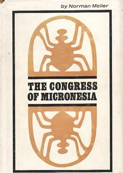 The Congress of Micronesia book cover