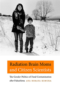 Radiation Brain Moms and Citizen Scientists book cover