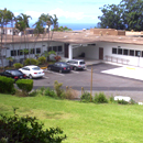North Hawaii Education and Research Center building exterior