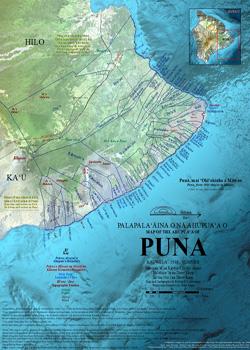 map of puna