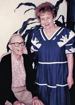 George and Mona Elmore