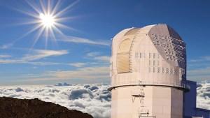 Inouye Telescope, click for larger image