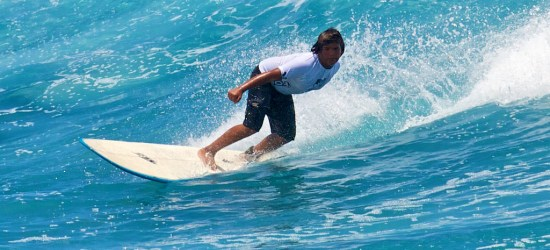 The Pohoiki Bay Surfing Classic runs  July 3-5th in Puna.