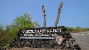 Puuhonua o Honaunau National Historical Park