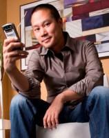 Tony Hsieh, Zappos CEO