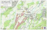 Kilauea June 27 Lava Flow map updated 7 a.m., January 24, 2015. Courtesy of Hawaii County Civil Defense