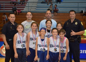Girls 10-and-Under 'Kalakaua'