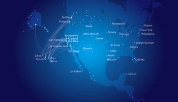 Alaska Airlines begins nonstop service between Kona and Sacramento ...