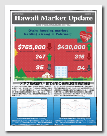 Hawaii Market Update No.12