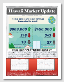 Hawaii Market Update No.14