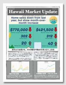 Hawaii Market Update No.16