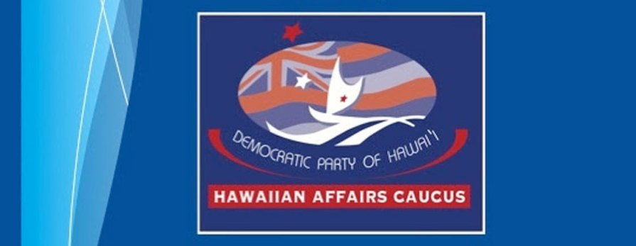Hawaiian Affairs Caucus featured banner
