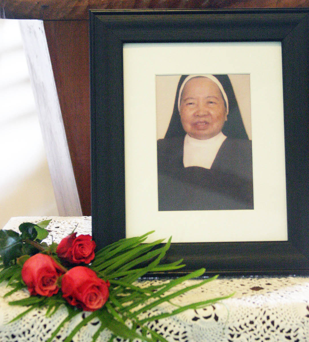 SISTER MARIE TANG OF THE CHILD JESUS | 1924-2018 - Hawaii Catholic