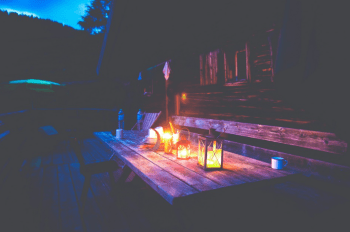 Points to Think When Setting the Lighting for a Cozy Patio