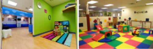 Omage via Paramount Pediatrics (L) and ExploreZone (R)