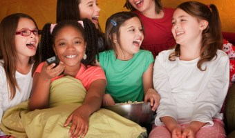 Parent Tips: 3 sleepover suggestions for your child's next slumber party.