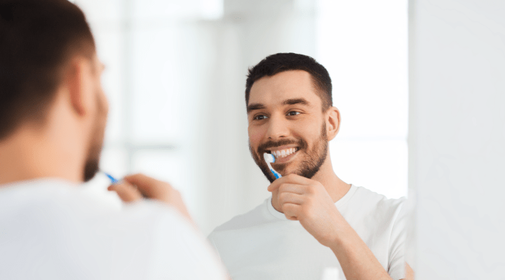 Millennials aren't brushing their teeth