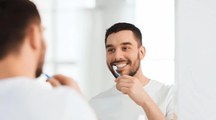 Millennials aren't brushing their teeth