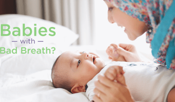 A baby's diet and oral care are completely out of their control, so it's up to the parents to manage and alleviate infant bad breath. See why bad breath in babies is more worrisome than it is for us.
