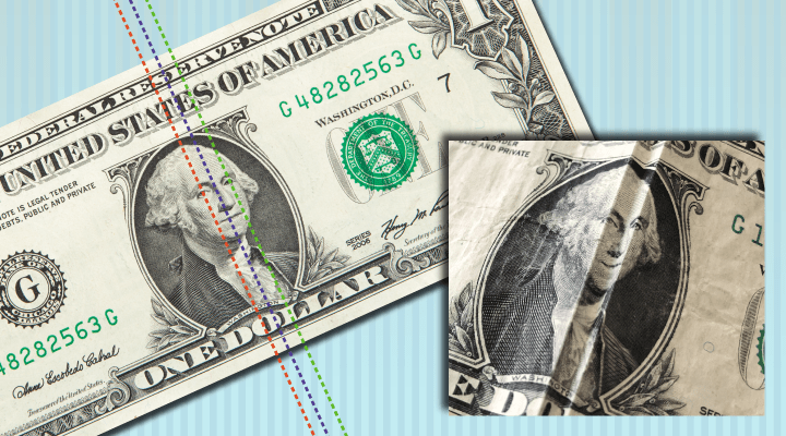 How to Make George Washington Smile on the Dollar