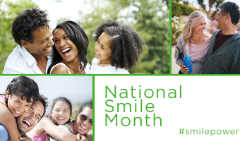 Get ready to celebrate Smile Power Day on June 15th by brushing up on our top 3 smile superpowers!