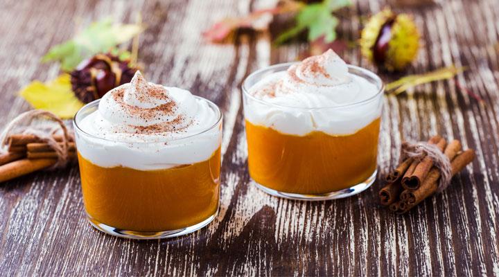 Recipe: Quick Pumpkin Pudding