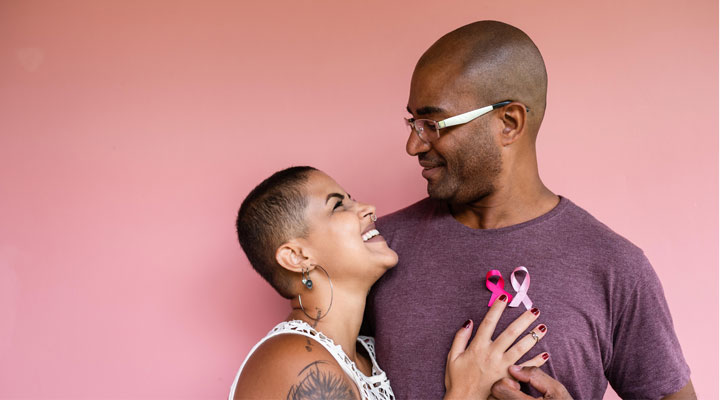 If you're seeing pink everywhere, it might be because it's #BreastCancerAwarenessMonth.
