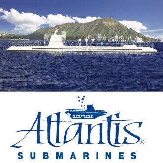 Atlantis Submarines - Oahu adventures & ecotourism