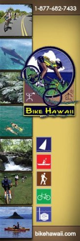 Bike Hawaii - Oahu Adventures